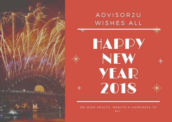 Happy newyear 2018
